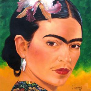 Kahlo-frida cejas-, la próxima tendencia? © Jerrold Carton